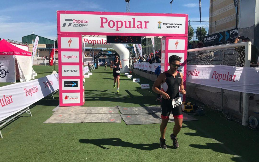 Triatlón Pedrezuela 2017, Mi primer sprint