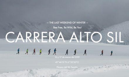 Carrera Alto Sil 2019